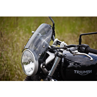 Dart Screen for the Triumph Street Twin
