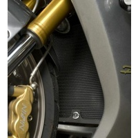 R&G Radiator Guard for the Daytona 675 2006 - 2012