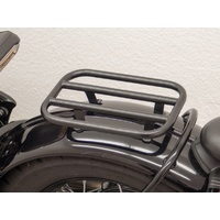 Solo Rack for the Triumph Bobber 2017 onwards