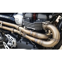 Cat Delete H Pipe for the Scrambler 1200