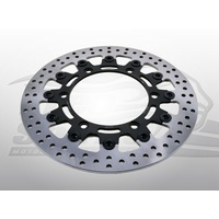 Triumph front brake rotor 320 mm