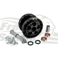 Dual disc front hub for Triumph Bonneville T100 2016 up