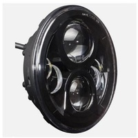 "7"" LED 80W HEADLIGHT"