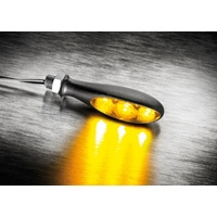 Micro S Dark LED Indicators (Pair)