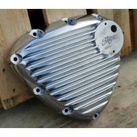 Finned Timing/Stator Cover for Liquid Cooled Triumphs