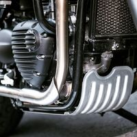 Defender Sump Guard - Black or Brushed