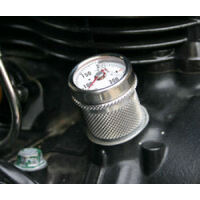 Triumph Performance Parts Oil Temperature Gauge