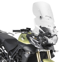 GIVI Extendable Transparent windscreen for the Tiger 800