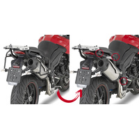 GIVI Side Mounts for the Tiger 1050 13 - 16GIVI Side Mounts for the Tiger 1050 13 - 16