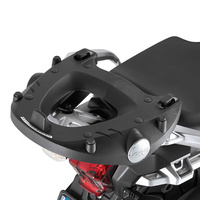 GIVI Rear Rack & Mounting Plate for the Tiger 1200 12 - 17