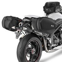 GIVI Side Mounts for the Speed Triple 1050 11 - 15