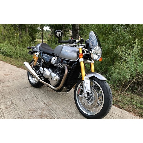 Dart Screen for Thruxton R and 1200