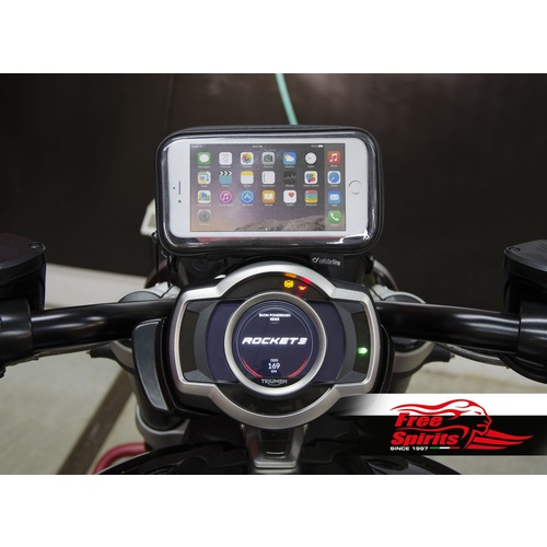 Mobile Support for Triumph Rocket 3