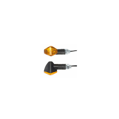Tiny Halogen Indicators Motorcycle Amber