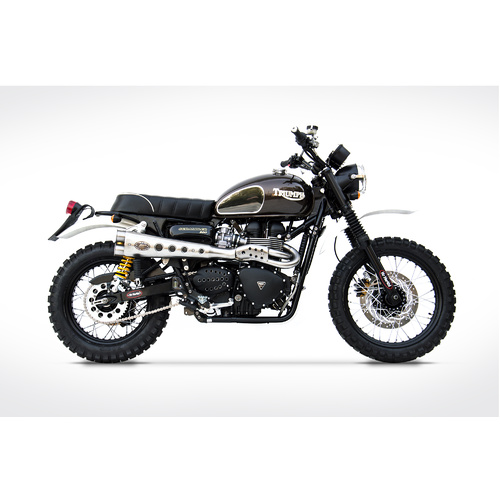 Zard Scrambler Full Kit Special Edition
